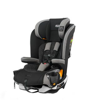 Chicco Myfit Zip Harness + Booster Car Seat - Nightfall