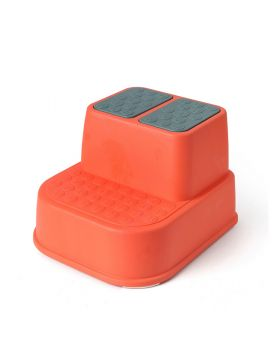 Eazy Kids - Step Stool - Orange