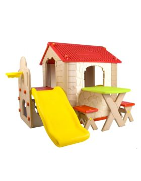 Megastar Funpark Kids Playhouse