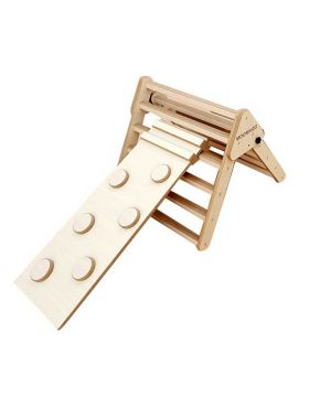 Moon Kids Pikler Triangle With One Ramp