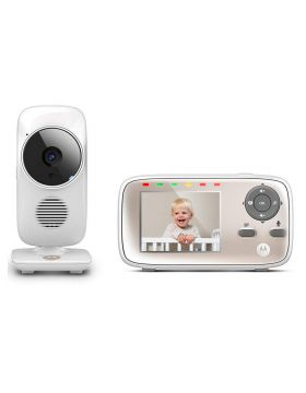 Motorola Video Baby Monitor 2.8inch with Wi Fi Viewing