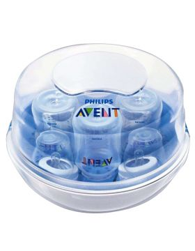 Philips Avent Microwave Sterilizer Blue