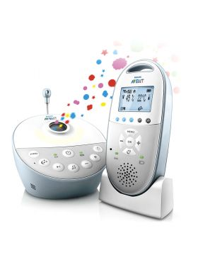 Philips Avent DECT Baby Monitor SCD580