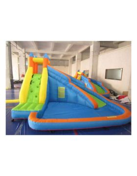 Megastar Inflatable Slide N Splash Water Bounce Tower Jumper