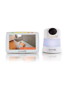 Summer Infant WIDE VIEW 2.0 Digital Color Video Monitor for Baby