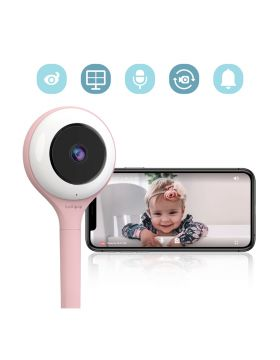 Lollipop Baby Monitor - Cotton Candy