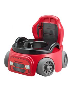 The First Year Race Car Potty