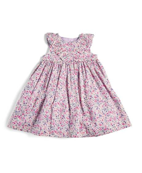 Liberty Floral Frill Dress