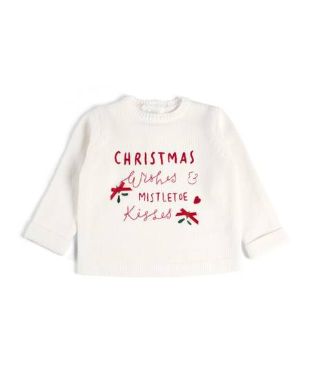 Wishes Christmas Jumper