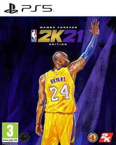 NBA 2K21 - Mamba Forever Edition - PS5