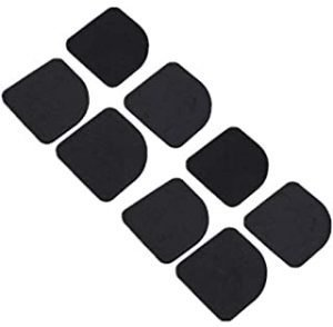 8Pcs Anti-Vibration Pads Universal Rubber Silent Feet Pads for Washing Machine Refrigerator Home Appliance