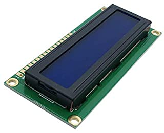CentIoT - LCD Display Module 1602 16x02 IIC/I2C LCD-1602 5V For Arduino (Blue 5V)