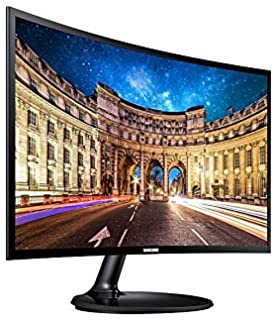 Samsung 24 inch CF390 Curved Monitor (LC24F390FHMXUE)