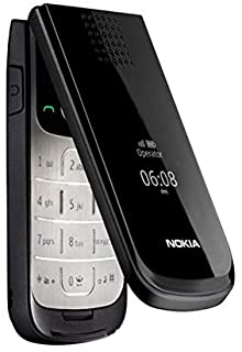【Magicalworld】For Nokia 2720a Mobile Phone Classic Flip Button Old Mobile Phone