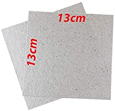 Rubik Large Microwave Waveguide Cover Plates Universal MICA Sheet for Microwave Oven Filter