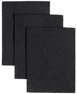 Broan BP58 Non-Ducted Charcoal Replacement Filter Pads for Range Hood