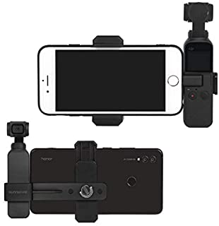 Gimbal Smartphone Holder Mount Bracket Extended For DJI OSMO Pocket Gimbal Fixed Stand Camera Clip
