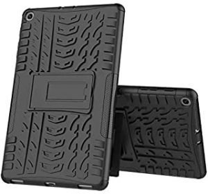 Case for Samsung Galaxy Tab A 10.1 2019 SM-T510 SM-T515 T510 T515 Cover Funda Slim Silicone Shockproof Stand Shell
