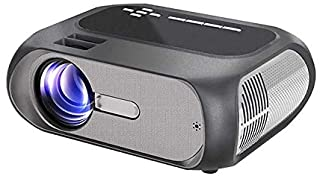 UNIC T7 Smart Mini LED Projector 720*1920 Resolution HD 720P Native 3800 Lumens with YouTube Media LED Video Movie Projector better than T6 UC46