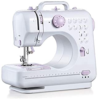 Practical Electric Sweing Tailor Small Household Electric Mini Multifunction Portable Sewing Machine