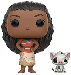Funko Pop! Disney: Moana and Pua