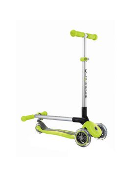 Globber scooter primo foldable - lime green