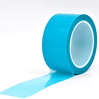 Blue Refrigerator Tape Printer Air Conditioner Fax Machine 3D Printing Interior Fixed Seamless Single-Sided Tape