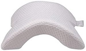 Etmury Slow Rebound Pressure Pillow Memory Foam Arch Pillow