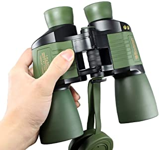 Astronomical telescope accessories Telescopes 10X50 Night Vision With Coordinates Auto Focus Adult Fixed Focus Outdoor For Navigation Boating Water Sports Hunting Bird Watching