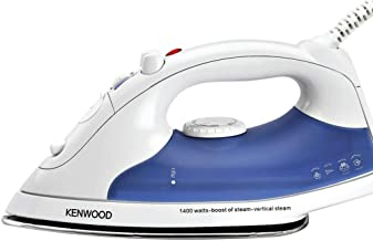 Kenwood 1520 Watt Steam Iron - Blue/White