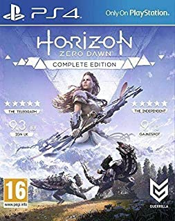 Horizon Zero Dawn Complete Edition PlayStation 4 by Guerrilla