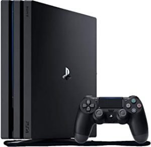 Sony PS4 Pro 1TB Console (Black) - International Version