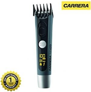 Carrera Beard Clipper & Beard Trimmer for Men - No 623