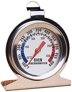 Oven/Grill Analog Dial Thermometer with Dual-Scale