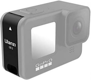 ULANZI G9-3 Plastic Protective Cover for Gopro Hero 9 Black