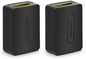 UGREEN High Speed HDMI Female to Female Coupler Adapter- 2 Pack for Extending Your HDMI Devices