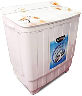 Clikon - CK617 - WASHING MACHINE TWIN TUB SEMI-AUTOMATIC - 13KG