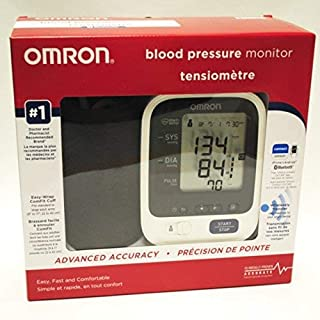 Omron BP769CAN Upper Arm Blood Pressure Monitor Plus Bluetooth Smart
