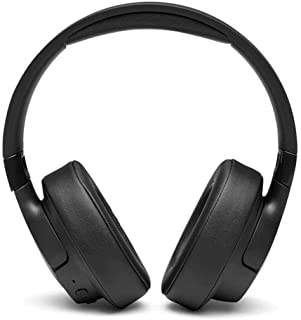 JBL JBLT750BTNCBLK JBL Wireless Over Ear Headphones with active Noise Cancellation- Black - (Pack of1)
