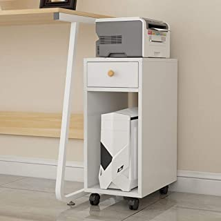 Fax Machine Stand Wood Laser Printer and Copier Stand