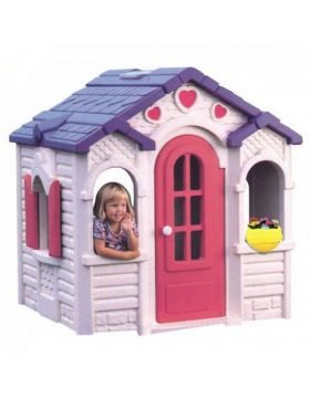 MYTS Play House A Queens Castle for Girls