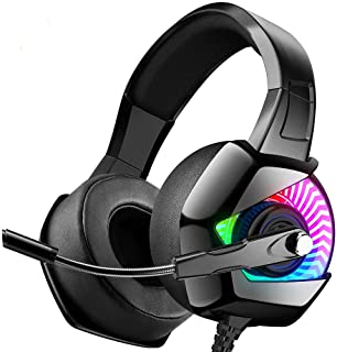 ANEAR Gaming Headset-PS4 Headset with Mic