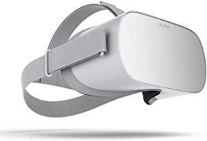Oculus Go Stand-Alone Virtual Reality Gaming Console