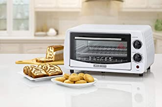 Black+Decker 9L Double Glass Multifunction Toaster Oven for Toasting/ Baking/ Broiling