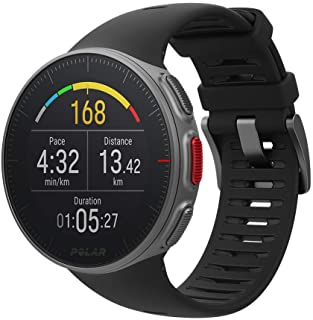 Polar Vantage V – Premium GPS Multisport Watch for Multisport & Triathlon Training (Heart Rate Monitor