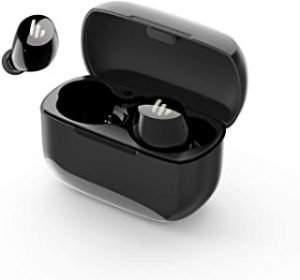 Edifier TWS1 True Wireless Earbuds - Up to 32 Hour Battery Life with Charging Case and Mic