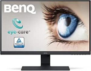 BENQ GW2283 Eye Care 22 inches Full HD LED PC Monitor With Brightness Intelligence Technology - Black