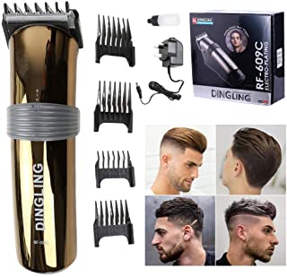 Dingling Electro Plating Hair Clipper Hair Trimmer for Male
