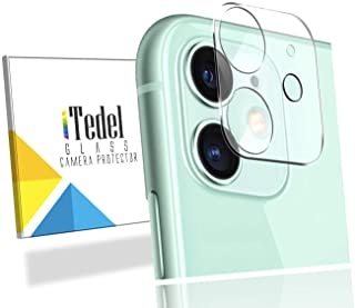 iTedel 3D Camera Lens Protector for iPhone 11