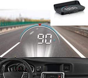 M8 HUD Head Up Display for Cars Models with OBD II
